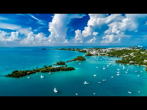 Bermuda Relaxation Drone 4K