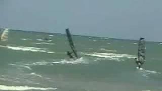 Gargano 2008 - windsurfing