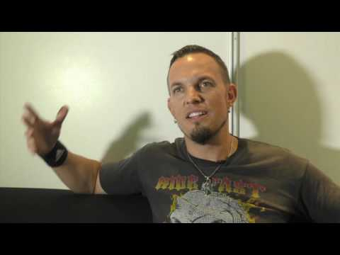 Tremonti interview - Mark (2016)