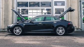 Käytetty 4-vuotias Tesla Model S: Uskaltaisitko ostaa?