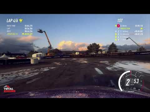 Audi S1 EKS RX quattro - Catalunya (DiRT Rally 2.0) | TotalRacing Gaming |