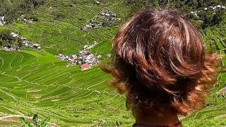 Восьмое чудо света - рисовые террасы в Банауэ. Филиппины(Созданные более 2 тысяч лет назад, рисовые террасы в Банауэ по праву можно назвать Восьмое чудо света. Они..., 2011-05-16T06:53:31.000Z)