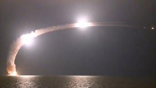 Россия нанесла удар крылатыми ракетами по позициям ИГИЛ в Сирии - 07.10.2015