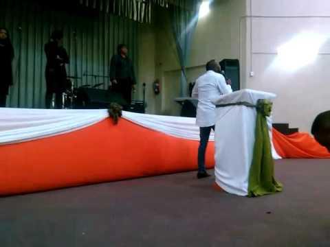 Mbonge uJehova Mphefumlo Wam