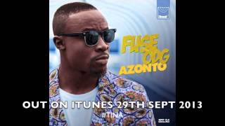Fuse ODG - AZONTO Remix ft. Elephant Man (Walshy Fire Link Up)