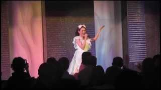 2013-8-25 かまだ聖子ショーのオープニング『時間の国のアリス』