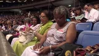 Израильтяне и палестинцы собрались вместе на один из конгрессов