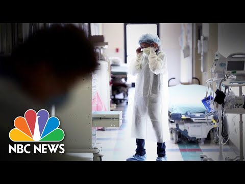 WHO Warns Coronavirus Could Stay For A Long Time Until Vaccine Is Developed | NBC Nightly News