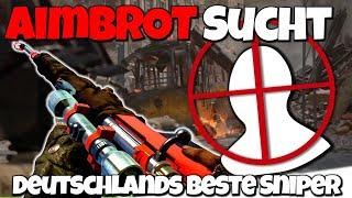 AimBrot sucht : Deutschlands Beste Sniper - 3 Clips für AimBrot ! ||CoD WWII ||