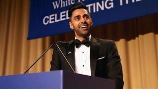 White House Correspondents' Dinner Host Roasts Trump