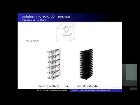 Image from Mallas Poliedrales para Aproximar Soluciones de Ecuaciones Diferenciales en Derivadas Parciales