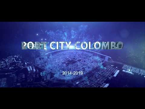 Corporate Video | Port City Colombo