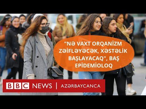 'Hər ölkəyə gələni... tibbi təqibə almaq mümkün deyil' - Baş epidemioloq