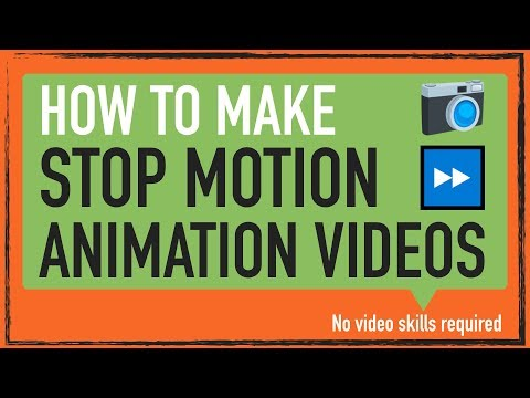 How to make stop motion animation videos – Lumix cameras