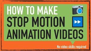 Wie man stop-motion-animation-videos – Lumix-Kameras