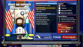 Co-op LP submission( also known as Political Machine 2008)