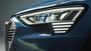 Audi e-tron Defined: Lighting