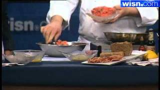 Making Meals With Marcus Restaurants: Bacon Wrapped Meatloaf