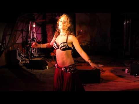 Victoria Inanna - Tribal Fusion Bellydance - Heart Culture Festival 2014
