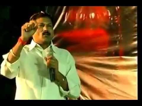 Caste fanaticism in Andhra Pradesh: Extremely arrogant speech by a leader from Kamma community