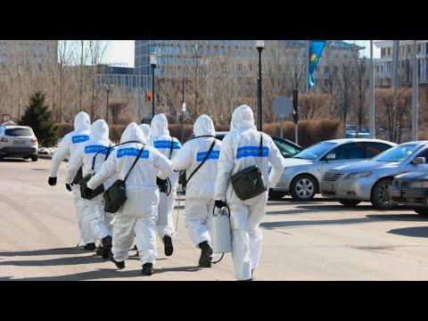 В Казахстане ужесточают карантин. Коронавирус в странах СНГ от 08.12.2020
