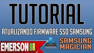 Video Tutorial - Atualizando firmware SSD Samsung 840 EVO (RAID 0) - Samsung Magician download MP3, 3GP, MP4, WEBM, AVI, FLV Agustus 2018
