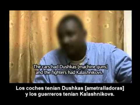 Darfur destruido. Los perpetradores sudaneses rompen el silencio. Genocidio en Sudán