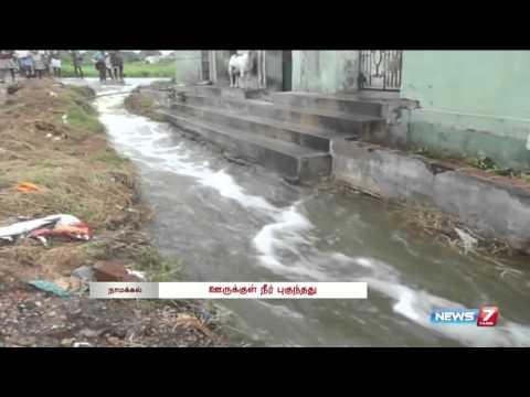 Rain batters Salem and Namakkal | Tamil Nadu | News7 Tamil |