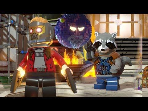LEGO Marvel Superheroes 2 Trailer Breakdown - All Characters, Hub ...