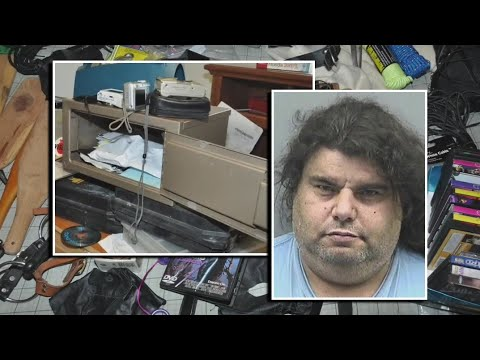 Tampa Cave Beast Serial Rapist Finally Caught and Convicted