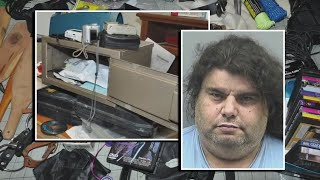 Safe full of videos helped convict Tampa serial rapist