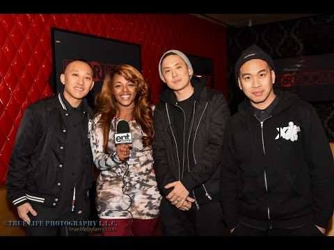 Entertainment Scoop Goes 1 On 1 With Far East Movement