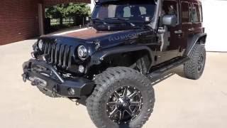 My 2014 Jeep Wrangler Rubicon Walk Around
