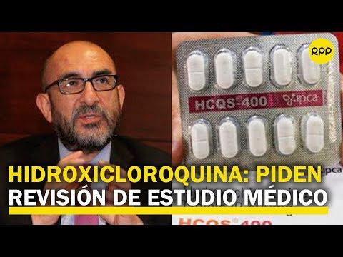 """""""La OMS podría modificar pronunciamiento sobre uso de hidroxicloroquina"""""""