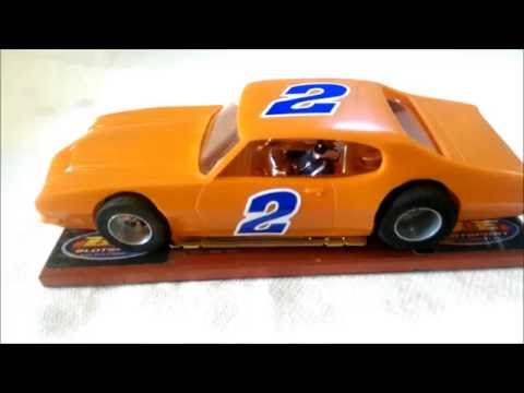 Building a 1:24 Scale Hardbody Slot Car: Body Mounting Basics