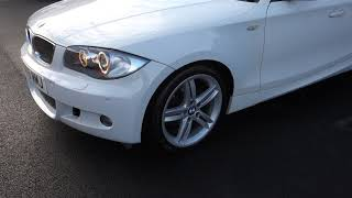 USED BMW 1 SERIES 2.0 118D M SPORT 5DR 141 BHP