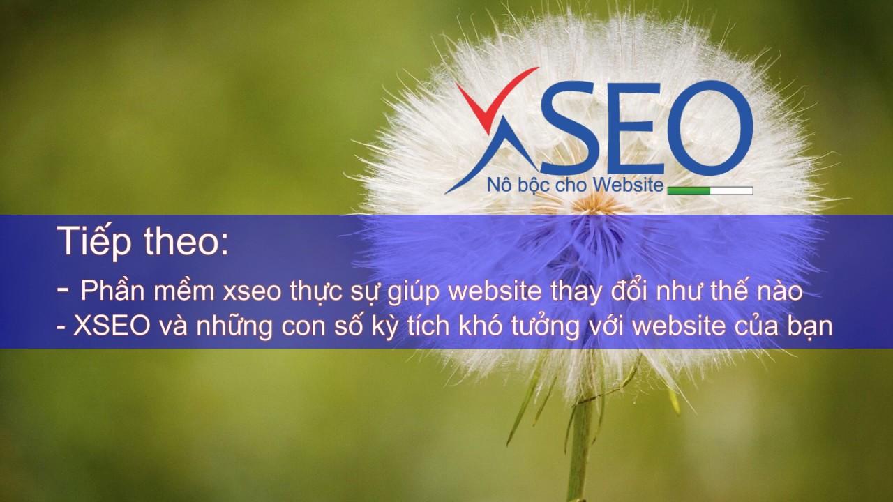 Thiết lập từ khóa và backlink cho phần mèm XSEO – Phần mềm seo