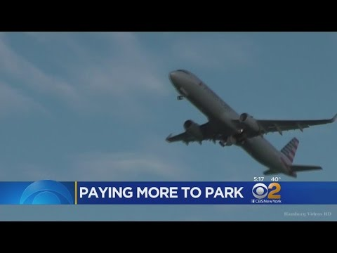 Airport Parking Rates Going Up