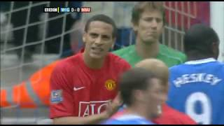 Wigan - Man Utd and Chelsea V Bolton  | 11.05.08 | MotD Highlights