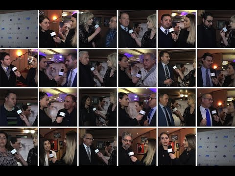 Armenia TV (Australia) - Guests at the Australian Red Carpet Premiere endorse The Promise