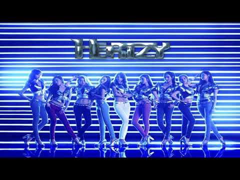 Girls Generation - Galaxy Supernova (Hertzy Remix)