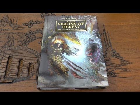 Visions of Heresy Art Book (WH40K)
