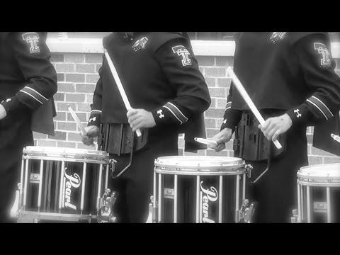 Texas Tech Drumline - ZIT 2015