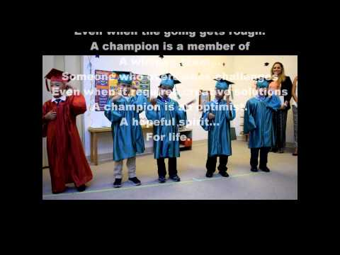 Scripps Montessori School Graduation - May 28, 2015