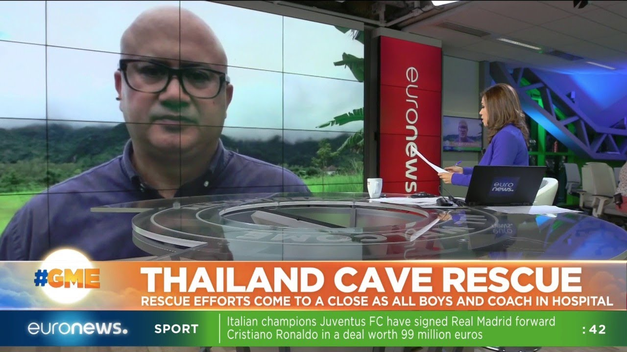 Thailand Cave Rescue: rescue efforts come to a close as all boys and coach are in hospital