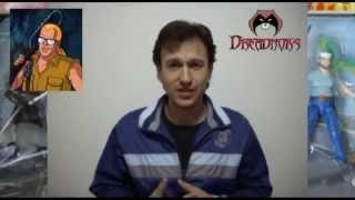GI Joe - Comandos em Ação 25 Anos - Dreadnok Buzzer Review