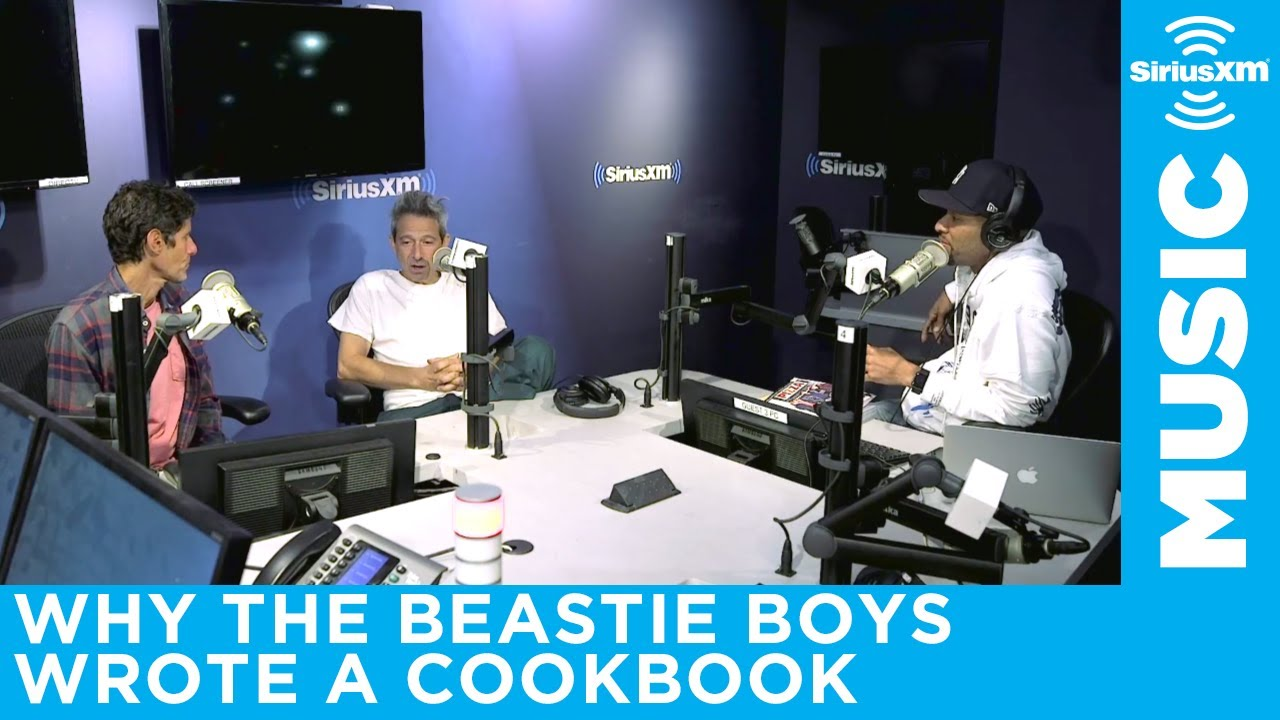 Beastie Boys On Writing A Cookbook With Chef Roy Choi Youtube