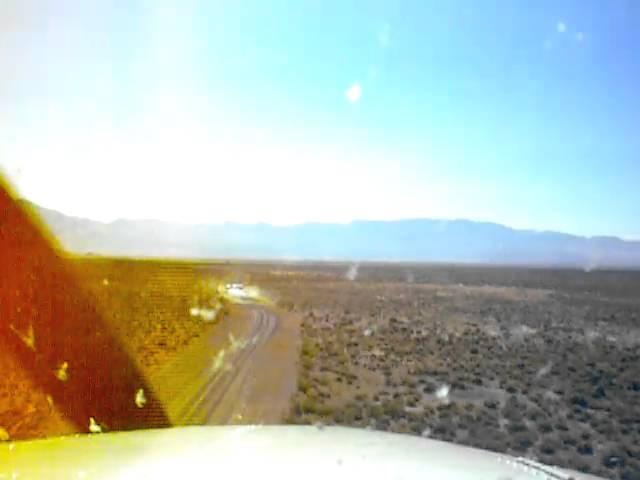Nevada Desert Flying