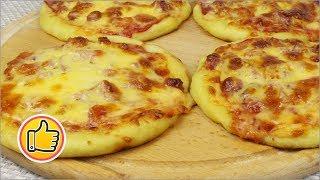 Картофельные Мини-Пиццы, Очень Вкусные! | Potato Mini-Pizza