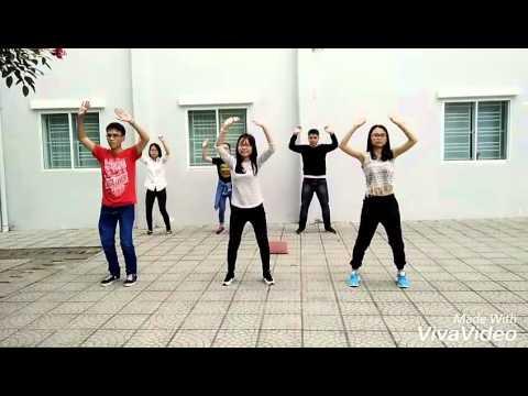 Dân vũ Fly ( Such a happy day) - Blouse Xanh - ĐHYD Huế